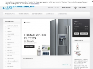 fridge water filter samsung da29-00003g